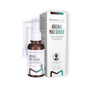 Maxmedica anginal max senior 30ml