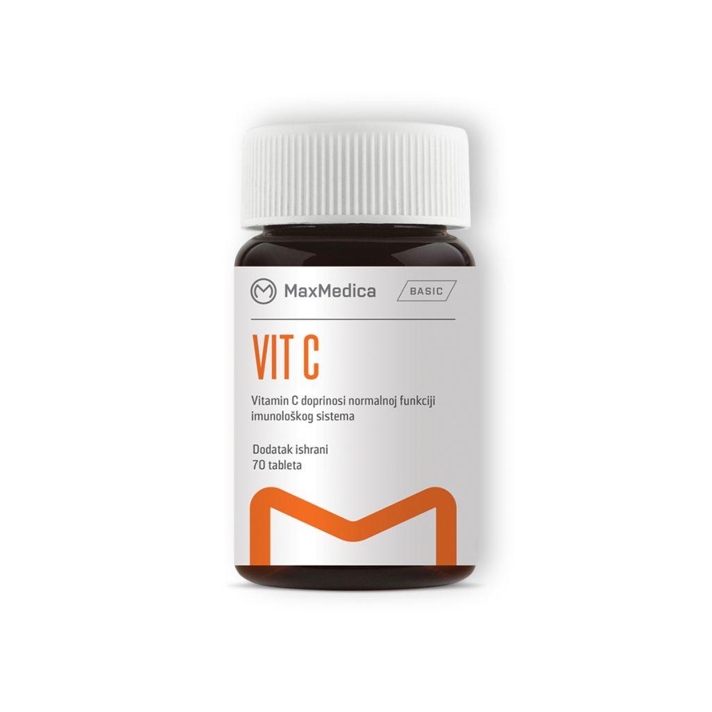 Maxmedica vit c 70 tableta