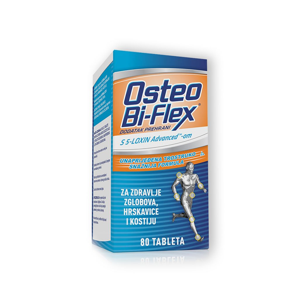 Natural wealth osteo bi flex 80 tableta