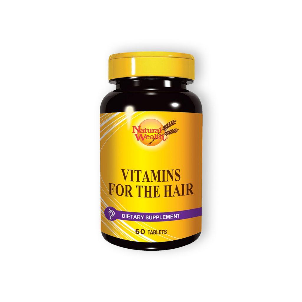 Natural wealth vitamini za kosu 60 tableta