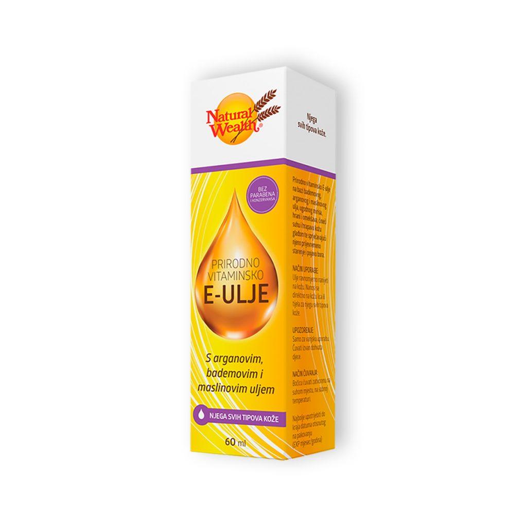 Natural wealth e ulje prirodno vitaminsko 60ml