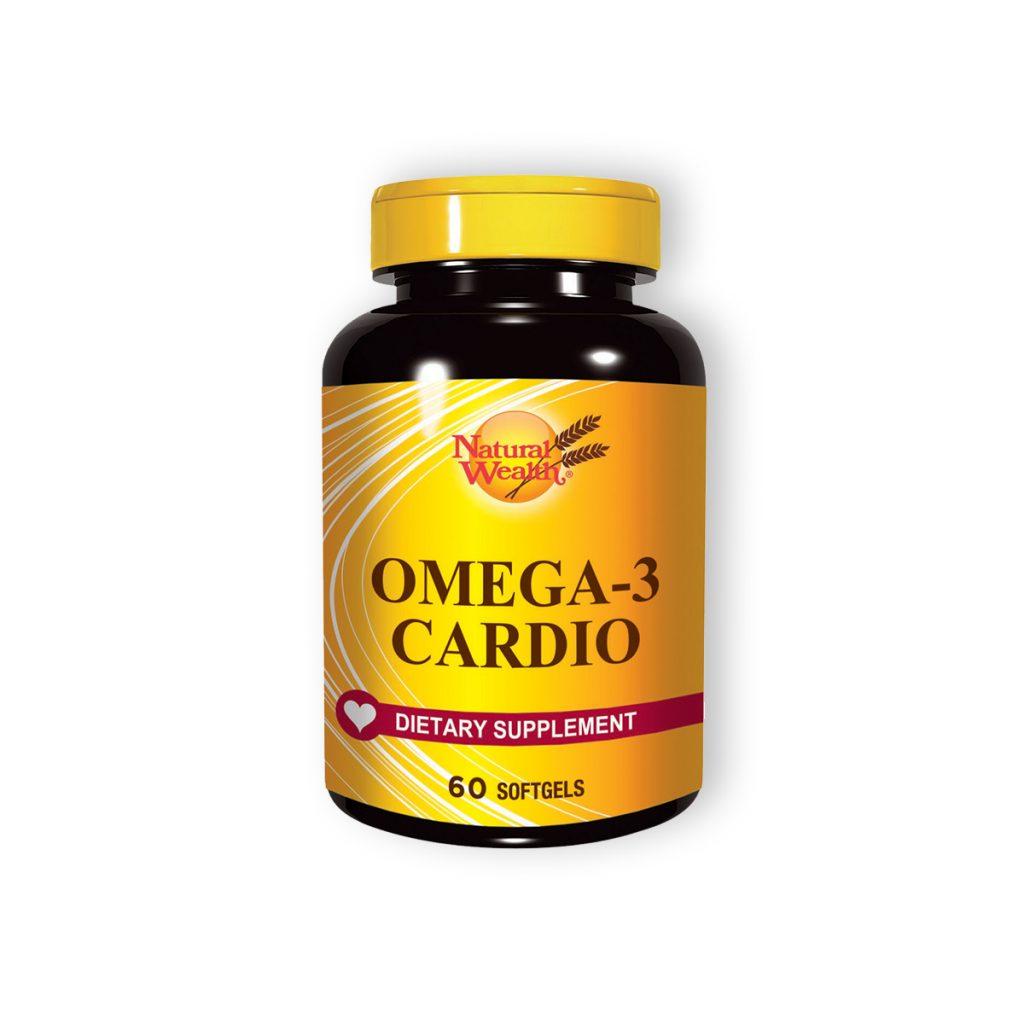 Natural wealth omega 3 cardio