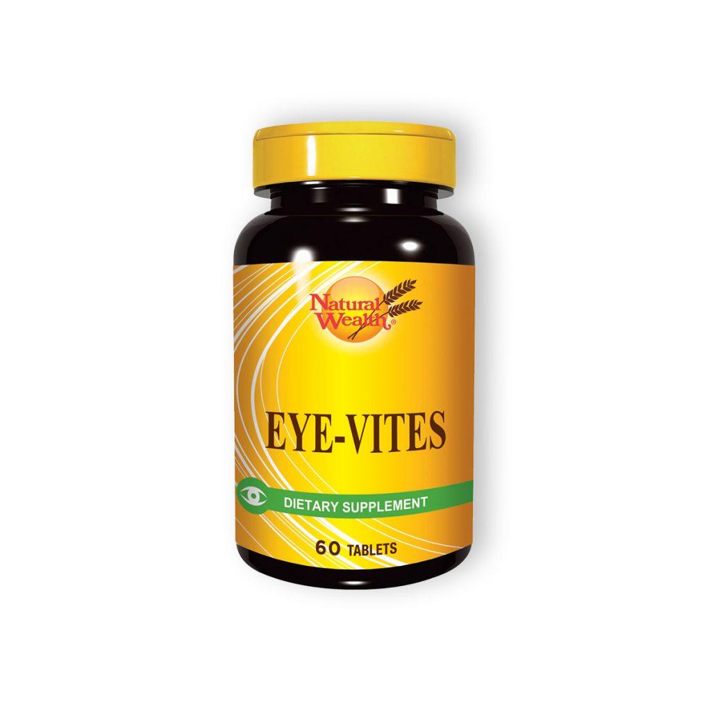 Natural wealth vitamini za oci eye vites 60 tableta