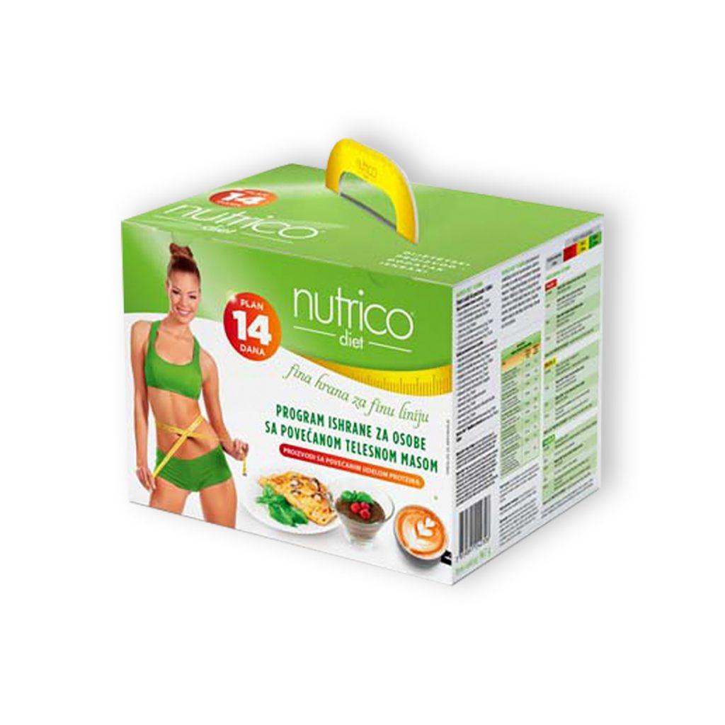 Nutrico diet 14 dana
