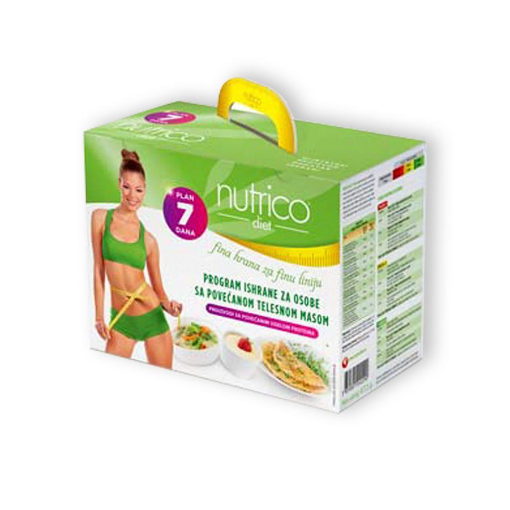 Nutrico diet 7 dana