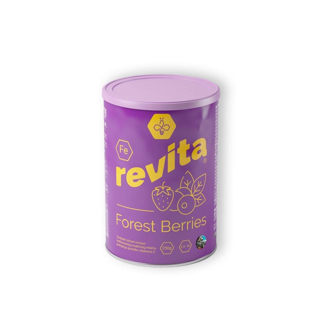 Revita fe forrest berries 250 g
