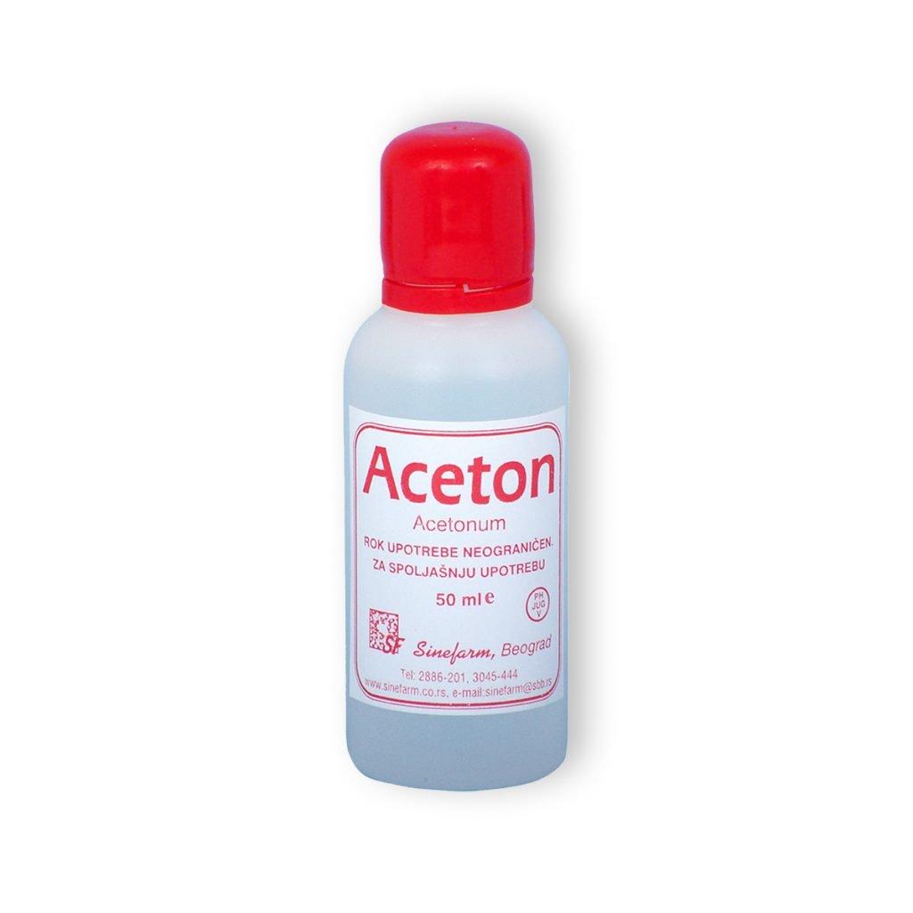 Sinefarm aceton 50 ml