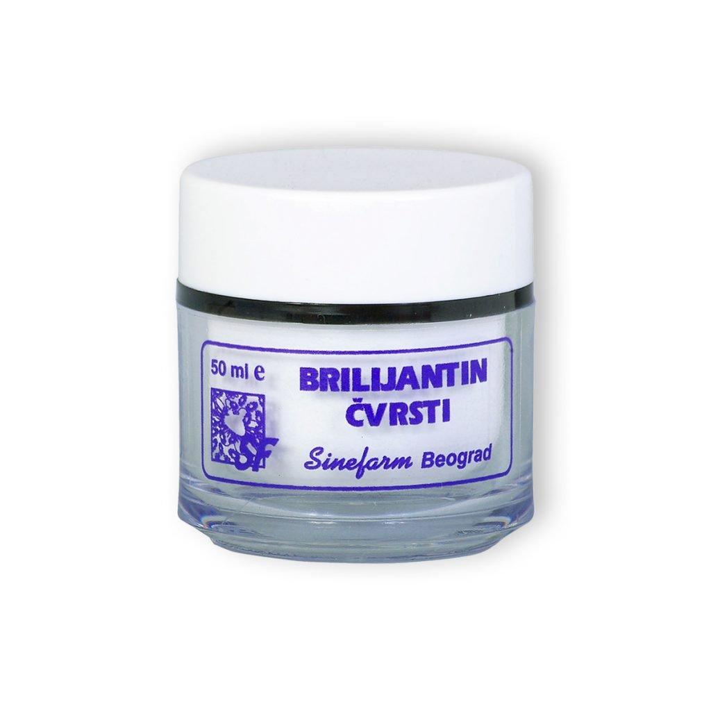 Sinefarm briljantin cvrsti 50 ml