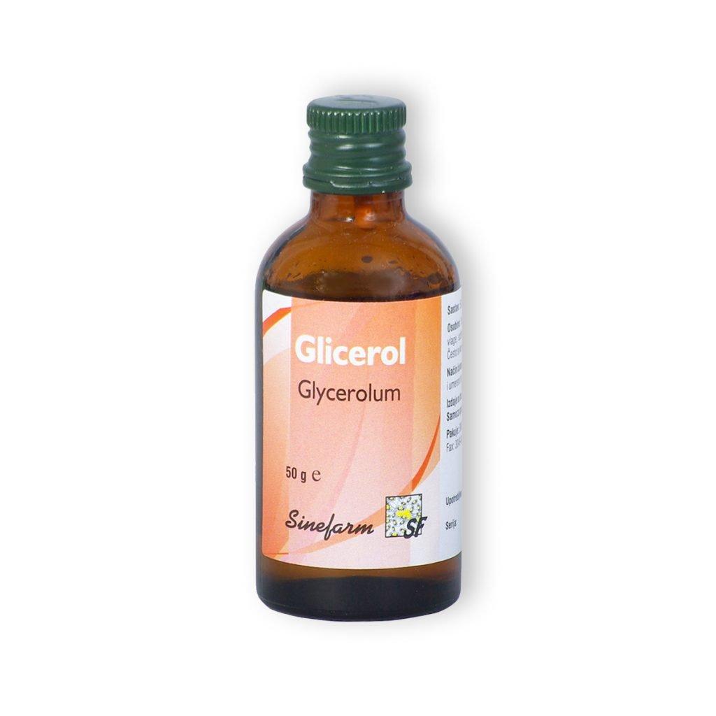 Sinefarm glicerol 50 g
