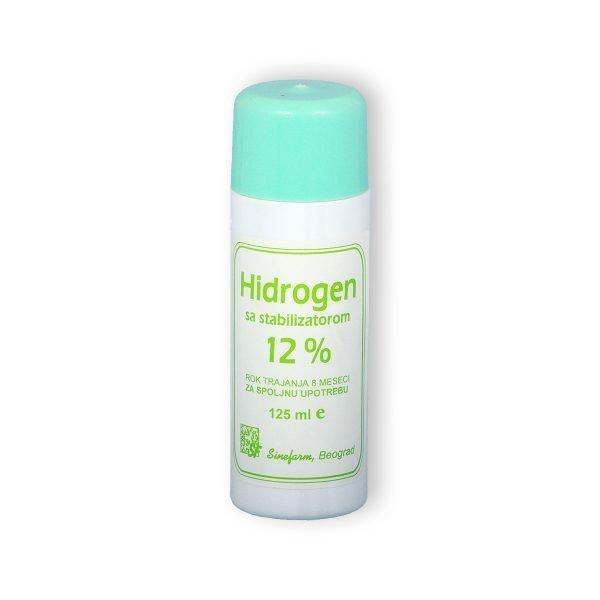 Sinefarm hidrogen 12 sa stabilizatorom 125 ml